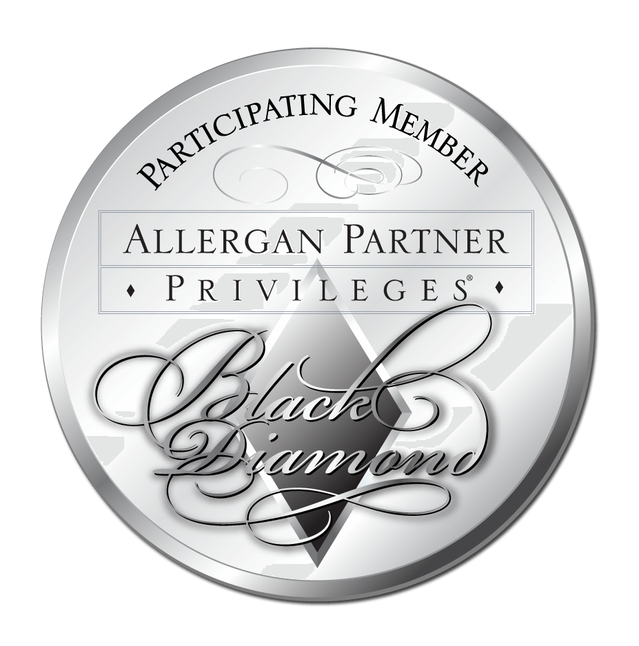 Allergan black diamond certified