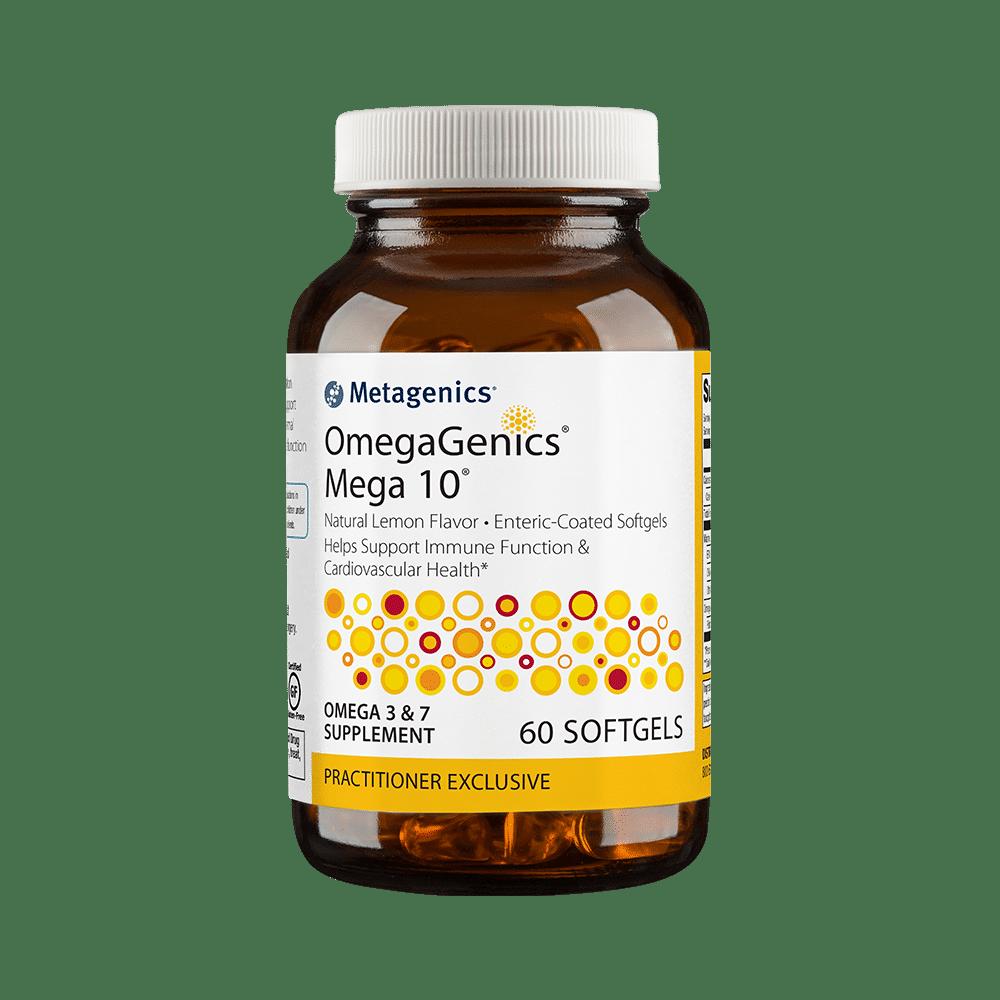 OmegaGenics® Mega 10®