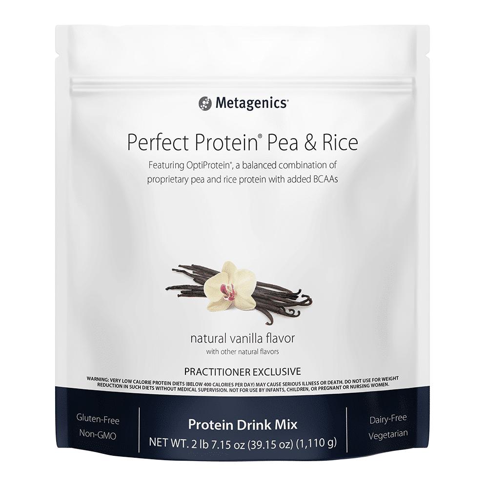 Perfect Protein® Pea & Rice