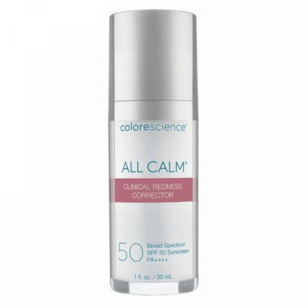 All Calm Clinical Redness Corrector SPF 50