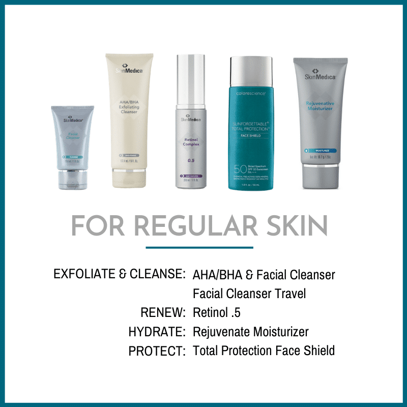 Regular Skin